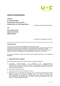 Vertrag Purzel Gmbh - U+C - Seite 1 (CC_BY_SA Nebelhorn-Piratenradio.de)
