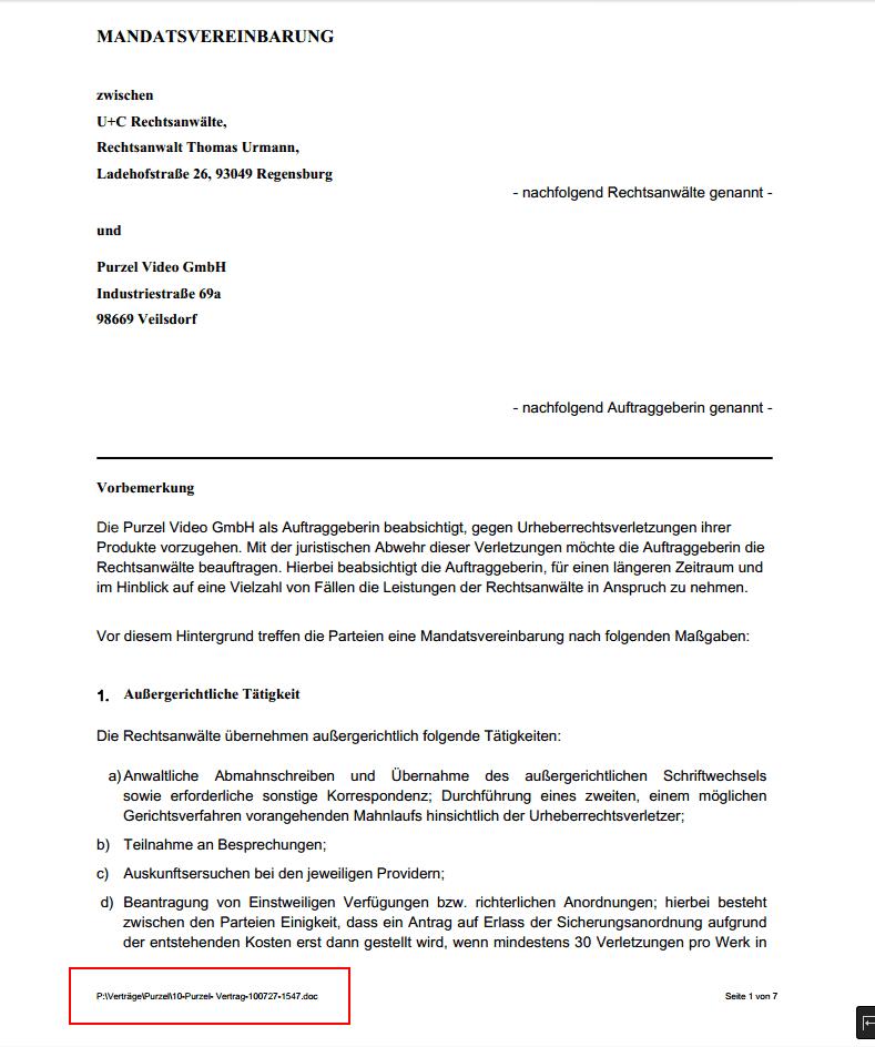 e-anwalt Blog zum IT-Recht - Anwaltskanzlei v. Hohenhau: Dezember 2013